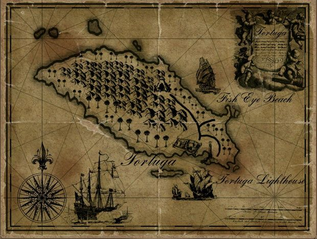 Наверное, самым знаменитым островом, куда так стремятся герои всех рассказов и фильмов о пиратах, является #Тортуга. Начало каперской деятельности, то есть официальному грабежу, совершаемому с одобрения правительства, было положено французами. Они первые придумали за десять процентов от суммы награбленного брать под свое покровительство морских разбойников. К моменту начала реализации этой идеи французы уже колонизировали остров Гаити.    Местный губернатор выбрал для пункта взимания…