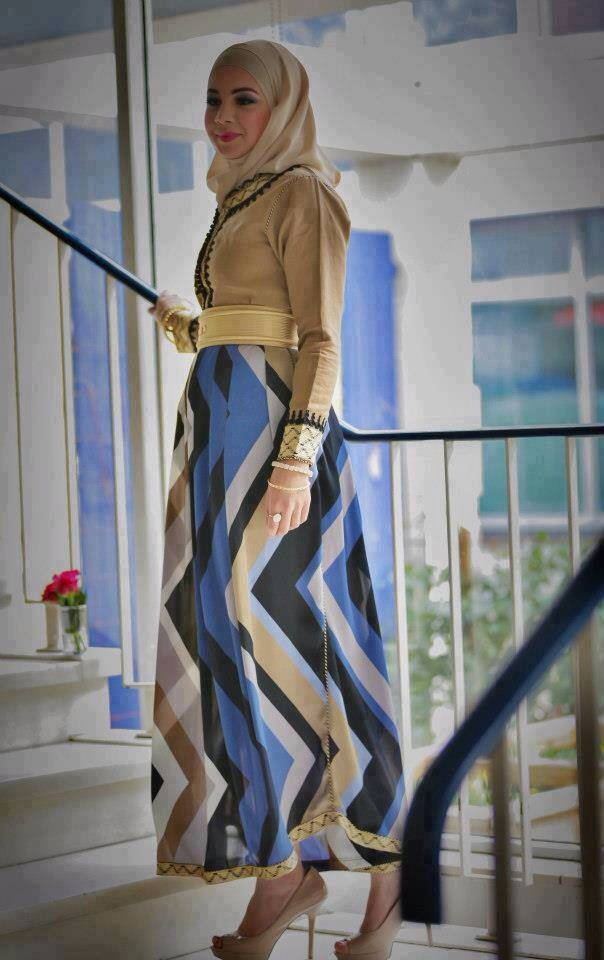 Lo-ve-ly. I just fell in love with this. #hijab #fashion
