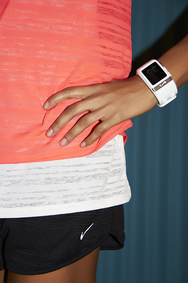 The Nike GPS Sportwatch helps you track every run so you can run smarter and run more. . I know I have the nike fuelband but this is cool too