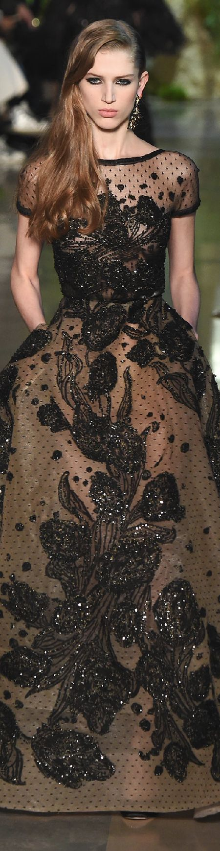 Spring 2015 Couture Elie Saab