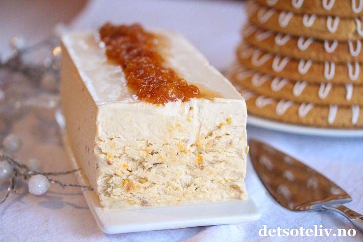 Annonse: Bakeren og Kokken Hei! Her kommer en nydelig hjemmelaget iskrem, som passer både til julen og til nyttårsaften. Jeg har alltid vært veldig glad i multer, enten det er i kaker, desserter, til ost eller som i denne iskremen. Iskremen kan lages med ferdigkjøpt eller hjemmelaget multesyltetøy (jeg brukte hjemmelaget - det er lett, se tipsfeltet i oppskriften). Konjakken i denne iskremen gjør at denne isen passer best til voksne, selv om det ikke er snakk om de store mengdene. Jeg har…