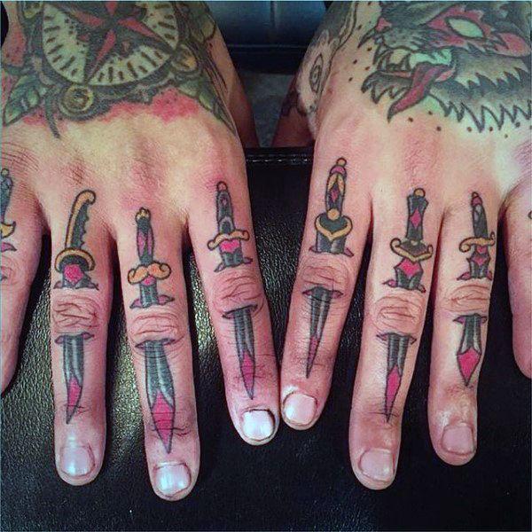 1000+ Ideas About Hand Tattoos On Pinterest