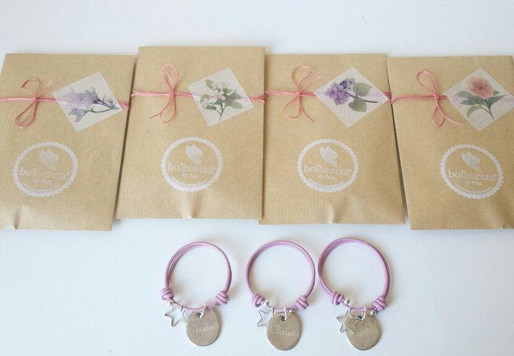 Customized bracelets for Kids & women.  Pulseras personalizadas para niñas y mujeres.