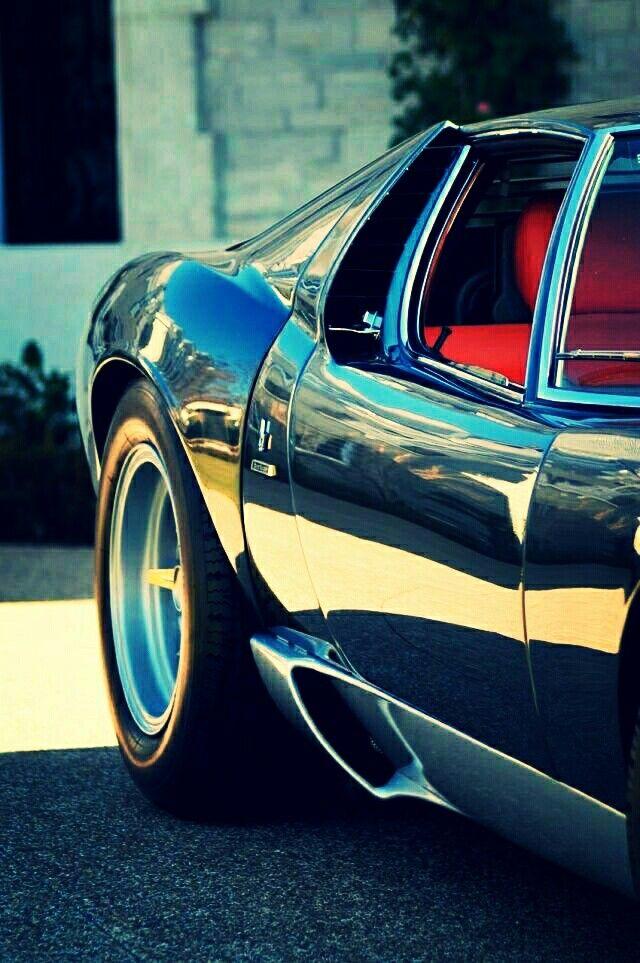 Beau 1971 Lamborghini Miura SV By Bertone