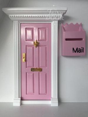 Whoops Door & Mailbox