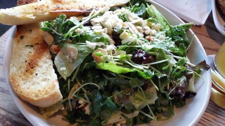 Original Joe's- The West Coast Chop Salad is Delicious! - Healthy Dine Out