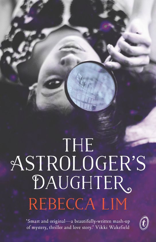 The Astrologer's Daughter by Rebecca Lim Teen fiction with themes of suspense, love, mystery and intelligence. Follows Avicenna whose astrologer mother has just gone missing. She finds an unlikely ally in her nemesis Simon as they bond over similar life experiences with their mothers. Page turner. Recommended.
