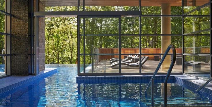 Review: Aqua Sana at Center Parcs Woburn Forest