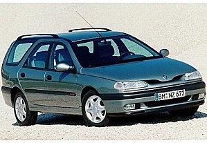 Renault Laguna Nevada : Elle remplace ma Clio de fonction pendant l'année 2003