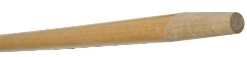 """Regal 90535 Wood Handle with Tapered Tip, 1-1/8"""" Diameter x 60"""" Length, For Broom and Floor Scrub Brush (Case of 12) by Tanis Brush. $74.97. Regal wood handle with tapered tip. For use with broom and floor scrub brushes. Measures 1-1/8-inches diameter by 60-inches length."""