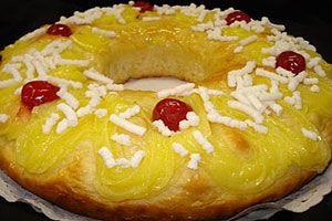 Cómo hacer una rosca de Pascuas tradicional