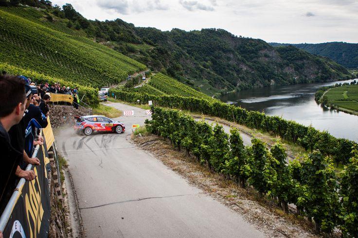 Hyundai i20 WRC Rallye Deutschland 2014 (Bild: Thilo Hilberer @ flickr.com)
