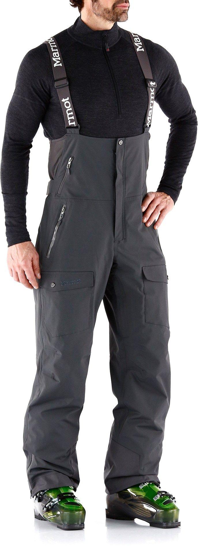 Marmot Male Rosco Bib Snow Pants - Men's