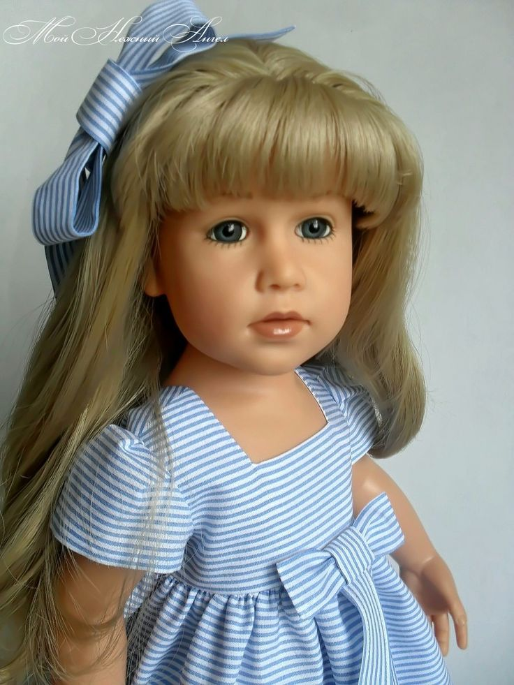 Marusya ( Maria  collectible Gotz doll / FAO 2008) Mold S.B.Skille