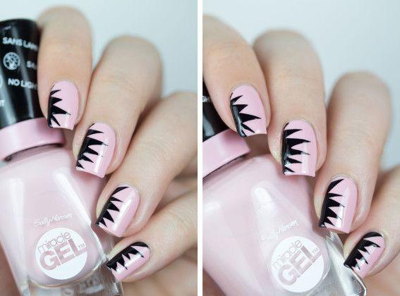 Fashion Friday Nails - Fausto Puglisi