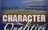 Character Qualities. We focus on one each month.
