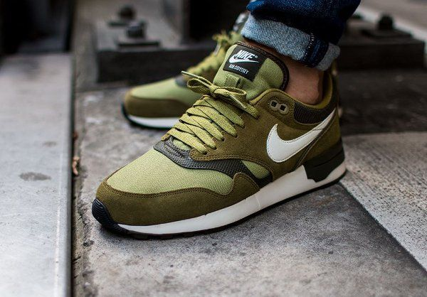 Chubster favourite ! - Coup de cœur du Chubster ! - shoes for men - chaussures pour homme - sneakers - boots - Nike Air Odyssey 'Militia Green'