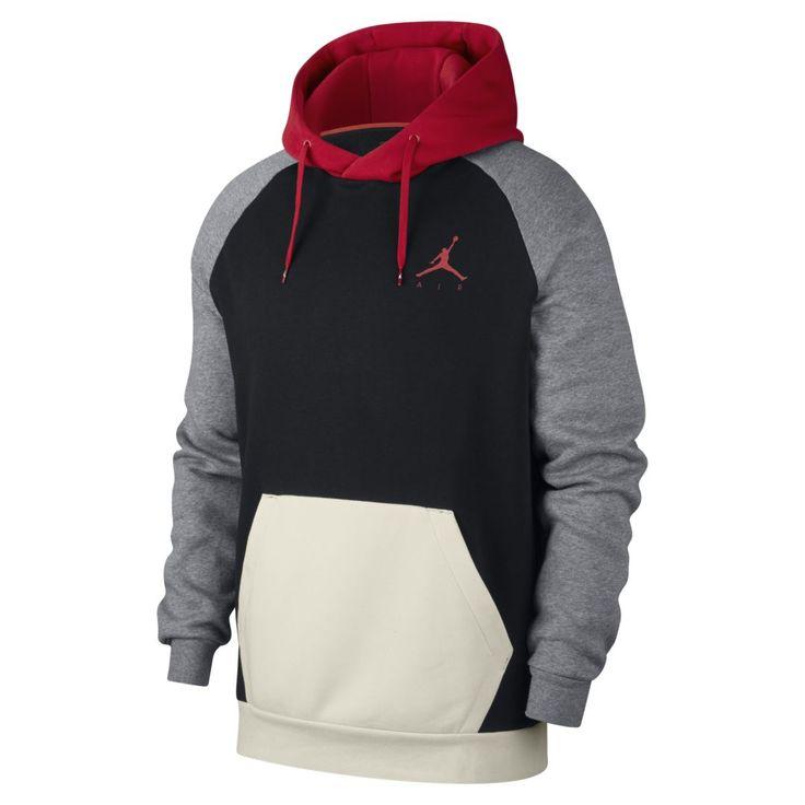 newest collection a515a e9b62 Jordan Jumpman Men s Fleece Pullover Hoodie in 2019   Products   Mens fleece,  Fleece fabric, Hoodies