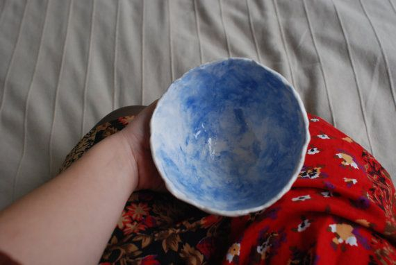 Datca Series: Sky Bowl by aliveobjects on Etsy