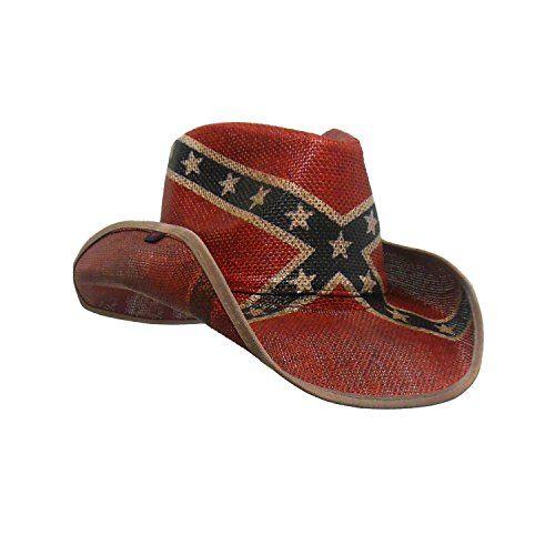 Rebel Flag Confederate Peter Grimm Cowboy Hat Peter Grimm http://www.amazon.com/dp/B00L4F1W1Q/ref=cm_sw_r_pi_dp_-4uMub1WPQKRP