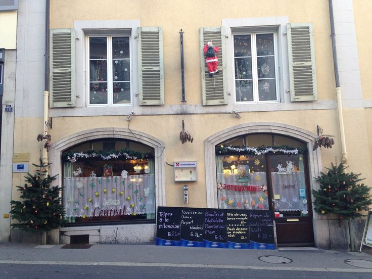 A winter holiday: Switzerland & France — Clover & FIg