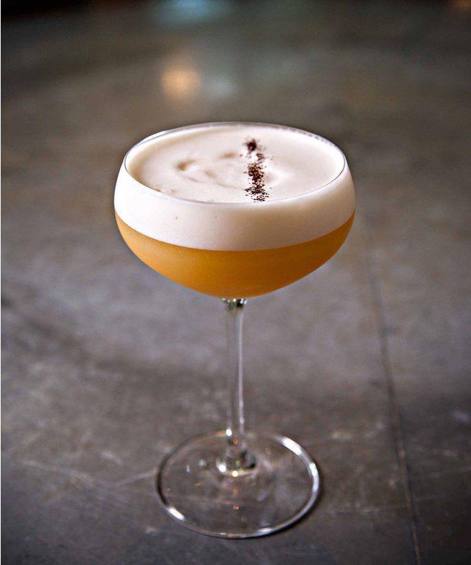 Vertrag von Paris: Earl Grey Cocktail