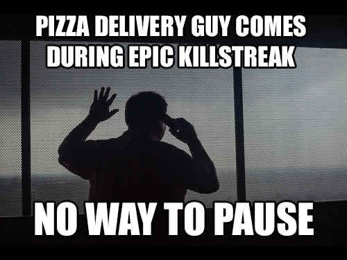 """13 Problems Only """"Call Of Duty"""" Fans Can Relate To"""
