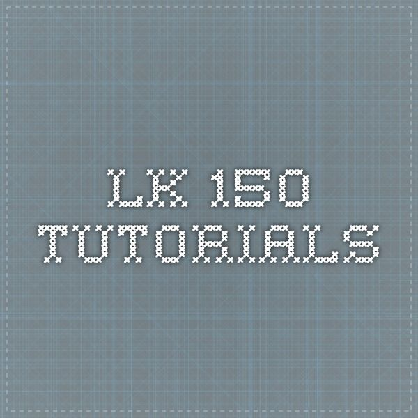 21 best lk150 images on Pinterest | Knitting machine patterns, Loom ...