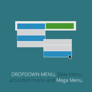 With Menu Pro, you can easily handle a great amount of menu items by cleaning up a busy layout. The module is a great navigation tool, while still being a user-friendly and attractive design feature. Besides, nice touch of responsive CSS3 transitions can help you achieve better user interface and interaction. Demo: http://extstore.com/demo#menu-pro