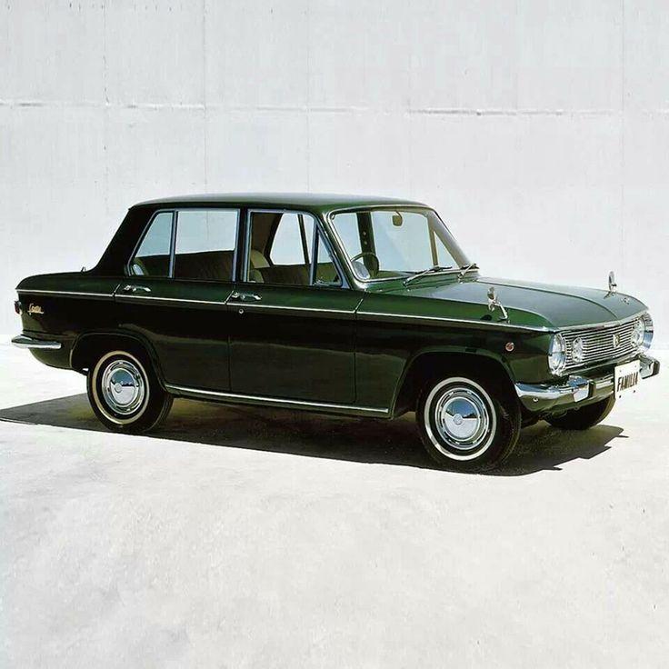 Mazda Familia 800. 1960's