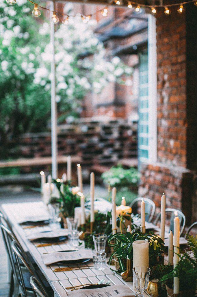 #table #decor #friends #party