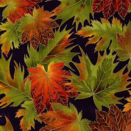 Robert Kaufman Fabrics: ETJM-6638-199 ANTQ from Nature's Brilliance 4