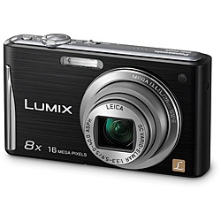 Digital Camera : Panasonic DMC-FH25K 16.1MP