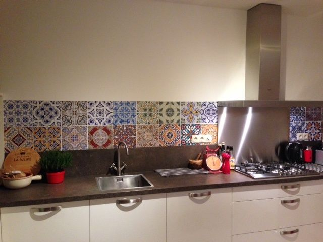 backsplash for kitchens 17 best images about keuken on stylists 1421