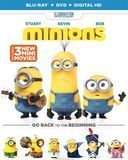 Minions [Blu-ray/DVD] [2 Discs] [Eng/Fre/Spa] [2015]