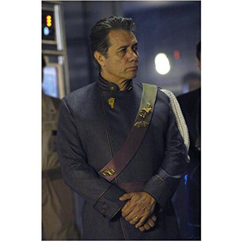 Edward James Olmos Battlestar Galactica Adama in uniform ... https://www.amazon.com/dp/B0163A5VKE/ref=cm_sw_r_pi_dp_x_RQ.7ybVTAVTPK