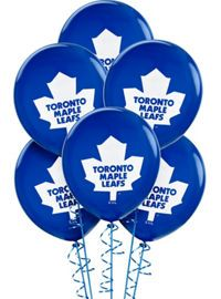 Toronto Maple Leafs Party Supplies - Party City Canada