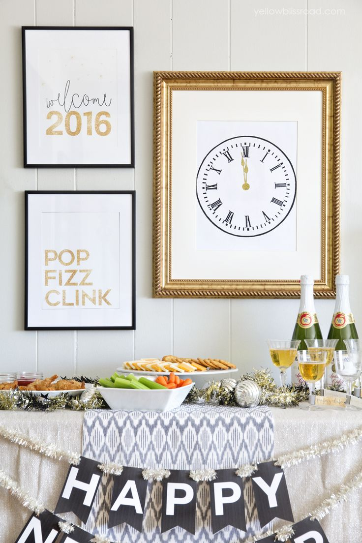 153 best New Year\'s Eve images on Pinterest | New years eve ...