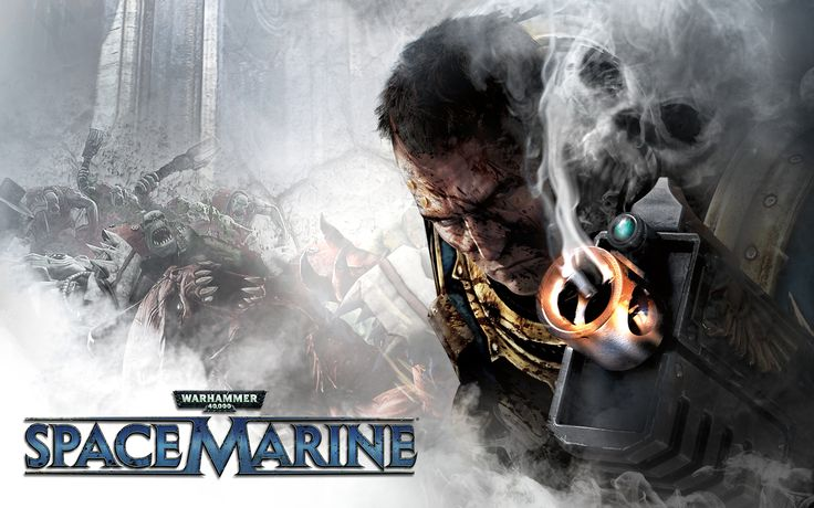 Warhammer Space Marine