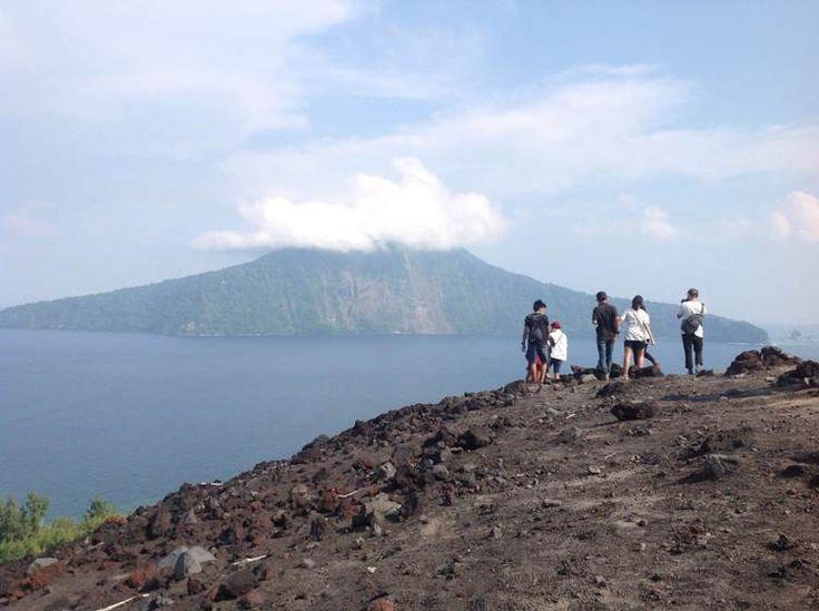 Jejak Manis Mendaki Gunung Anak Karakatau, Lampung - http://muhamadazhari.com/?p=1184