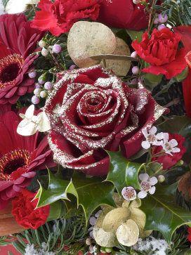 Christmas Elegance Arrangement - Interflora