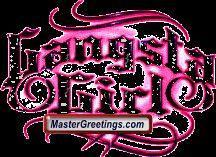 Gangster Word Greetings