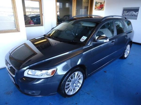 2009 VOLVO V50 20D SE 5dr Powershift  Cardiff  5895 @James Oliver free classified ad dealskey.org.uk