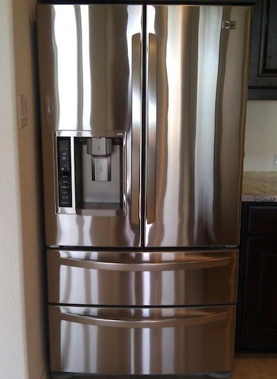Use Pledge to Clean Stainless Steel…