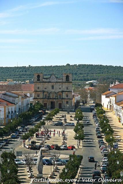 Vila Viçosa - Portugal by Portuguese_eyes, via Flickr