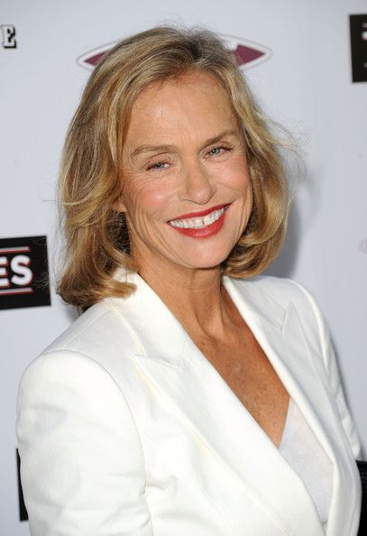 """Modeling icon Lauren Hutton launched her own cosmetics line, Good Stuff, after she returned to the modeling world at 46 to find limited products available for women of a certain age. She has an easy, breezy approach to beauty, once tellingO magazine, """"I just try to do my best to look good—get enough sleep, stay healthy, have fun with makeup—then forget about it! If"""