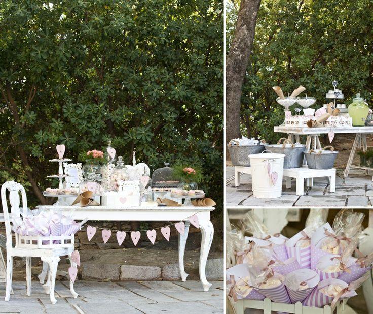 Pink Fairy Tale Christening @ Kefalari , Athens