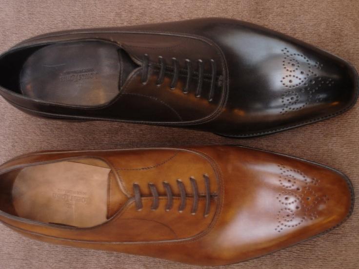 John Lobb Shoes >> John Lobb | My Style | Pinterest | Style men, Dapper and Men's fashion