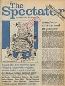 Home » The Spectator Archive