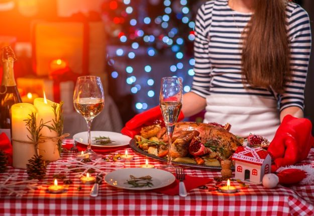 5 tips to eating healthy over Christmas